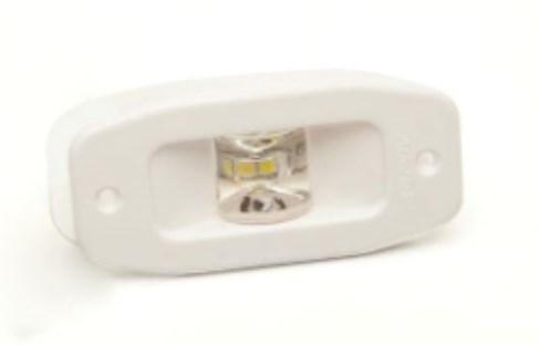 Luz de Popa Retangular - Branco