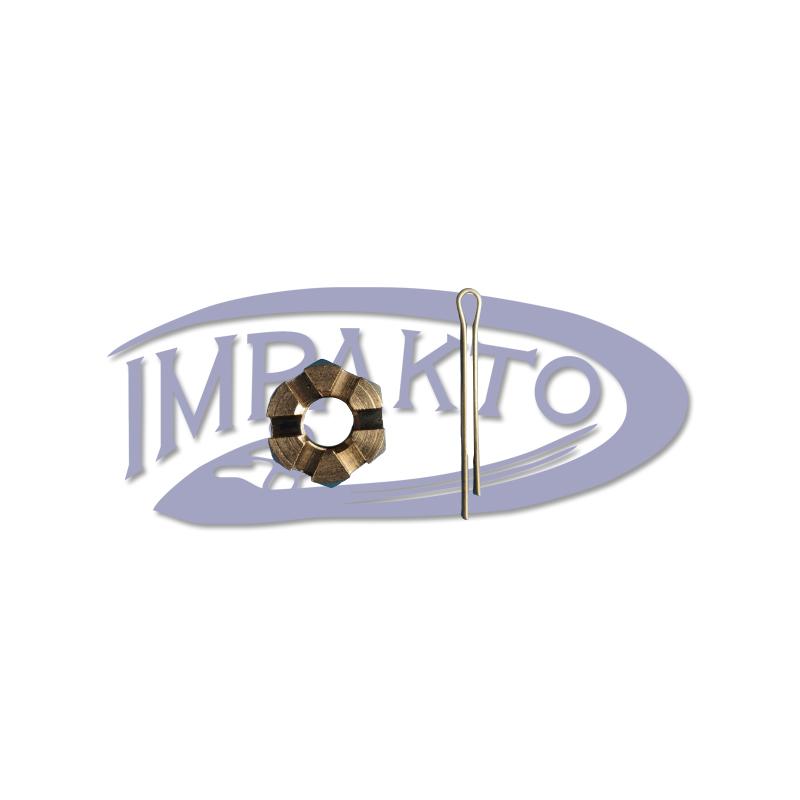 Porca Helice Motor Johnson / Evinrude 25 /30 / 35 HP