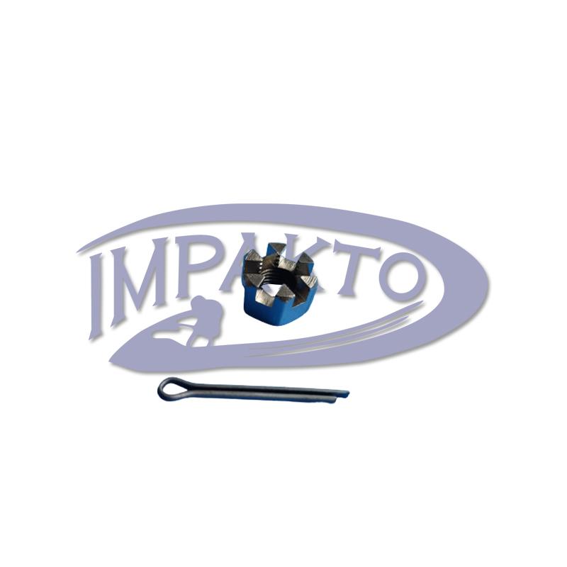 Porca Helice Motor Yamaha 8 / 15 HP