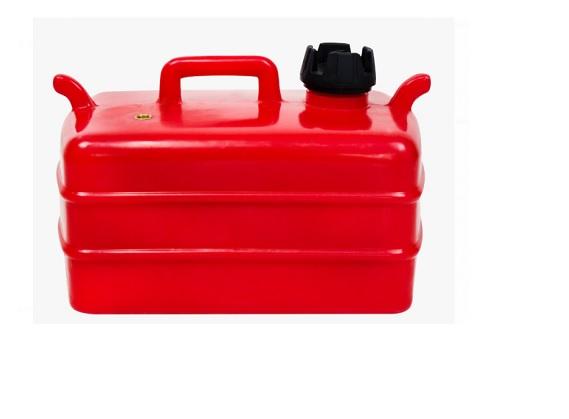 Tanque Gasolina 12 Litros  Vermelho - Universal