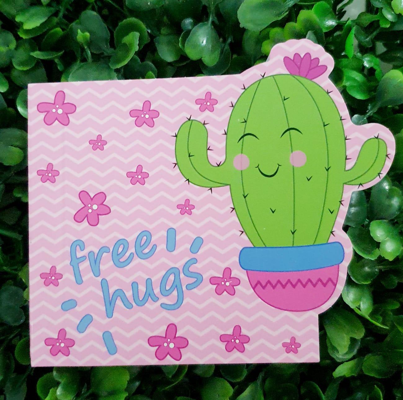 Brinde - Free hugs