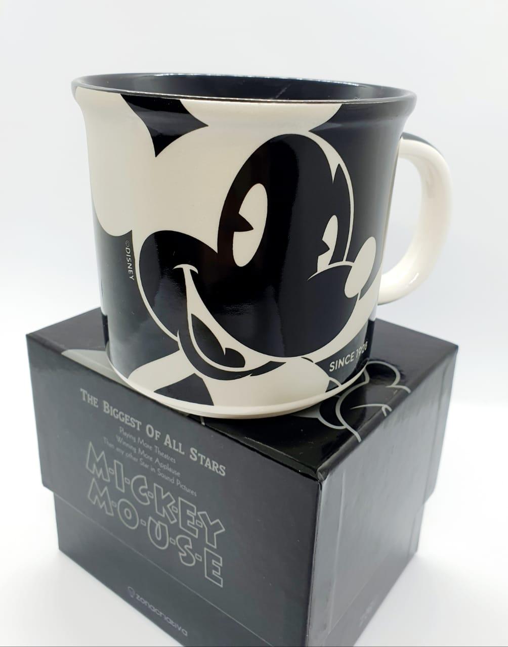 Caneca redonda 350ml  - Michey Mouse