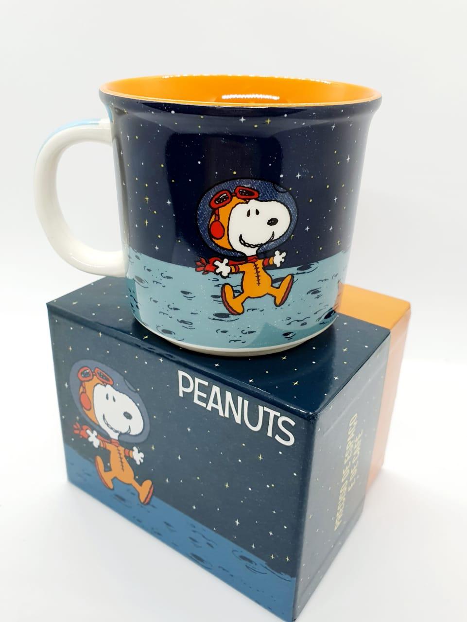 Caneca redonda 350ml - Snoopy