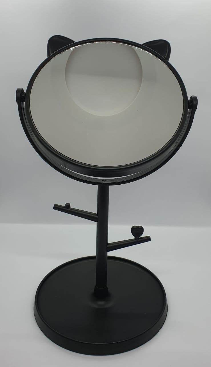 Espelho de mesa gatinho