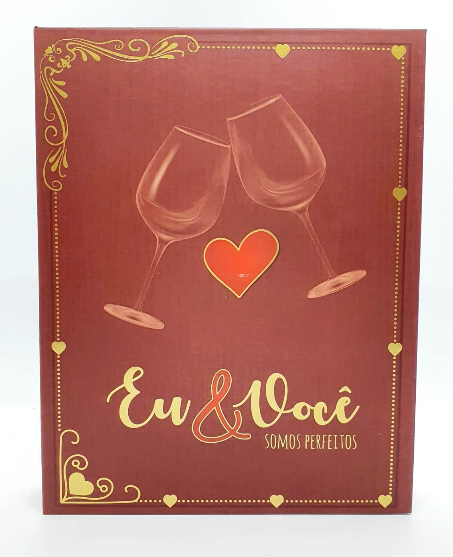 Kit Vinho - Eu & você somos perfeitos - 5 peças