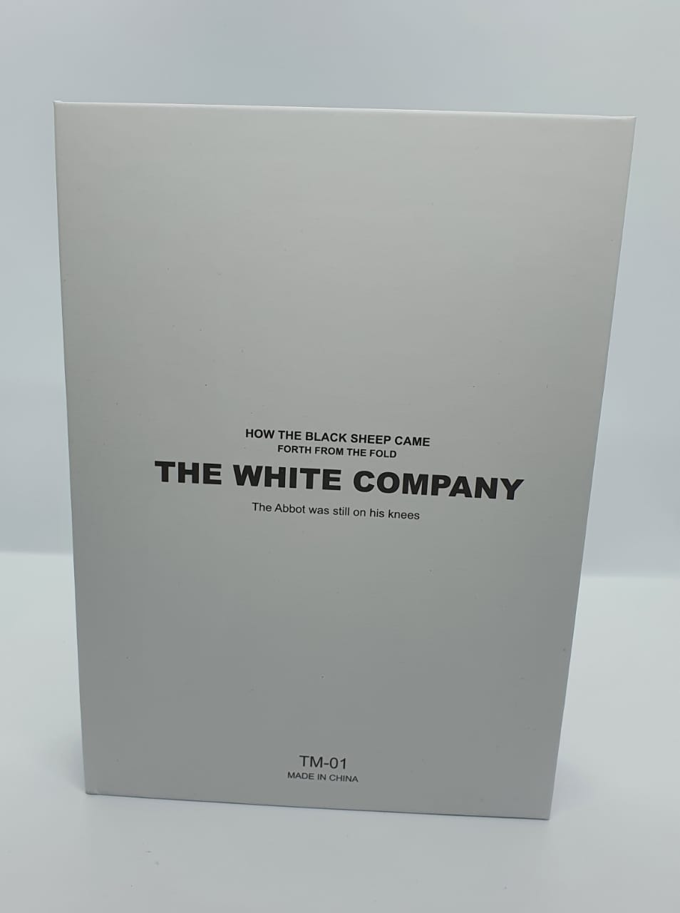Livro de papel decorativo - White Company
