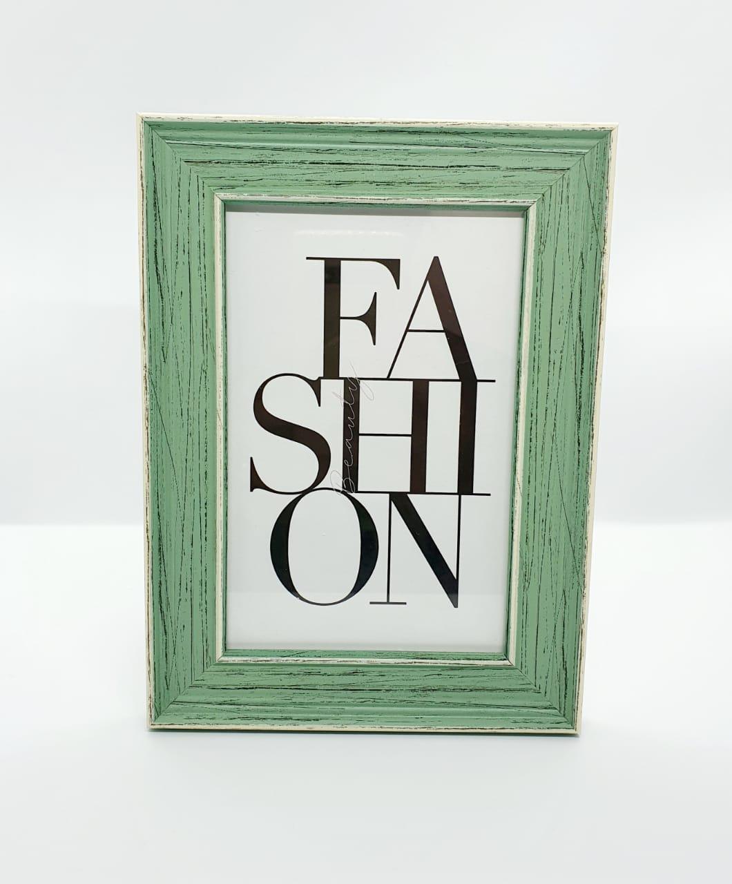 Porta retrato colors - Fashion - Foto 10x15