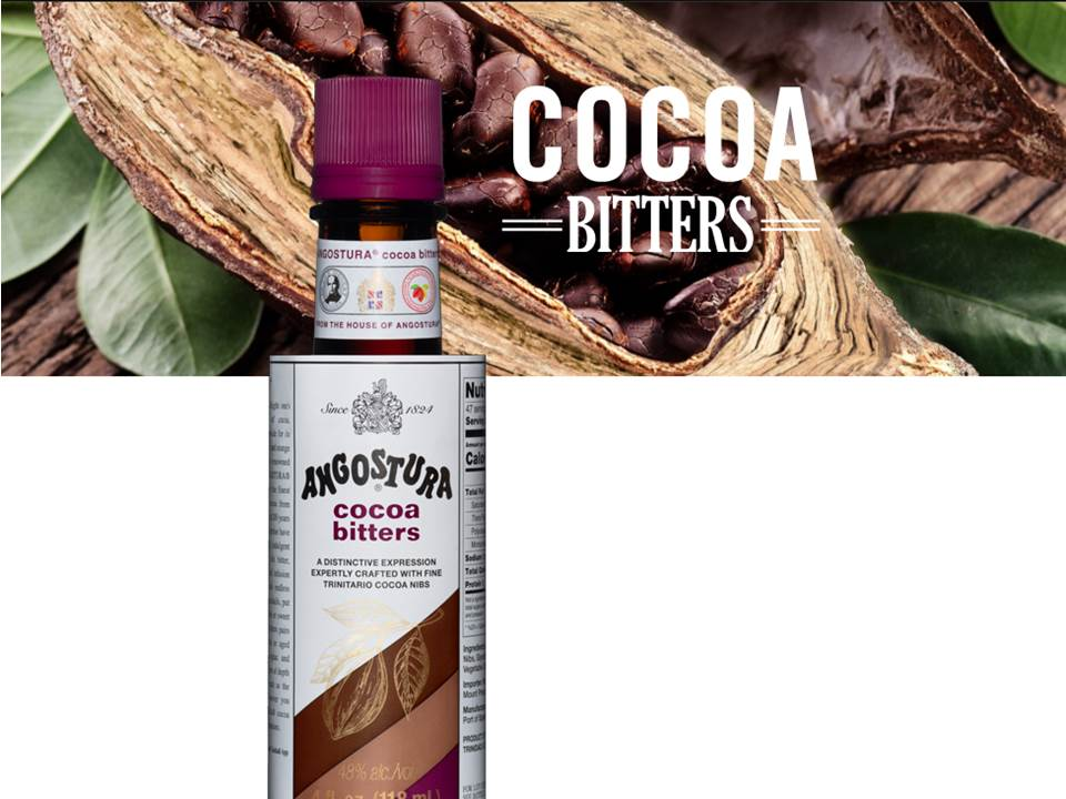 ANGOSTURA COCOA BITTERS 100ml
