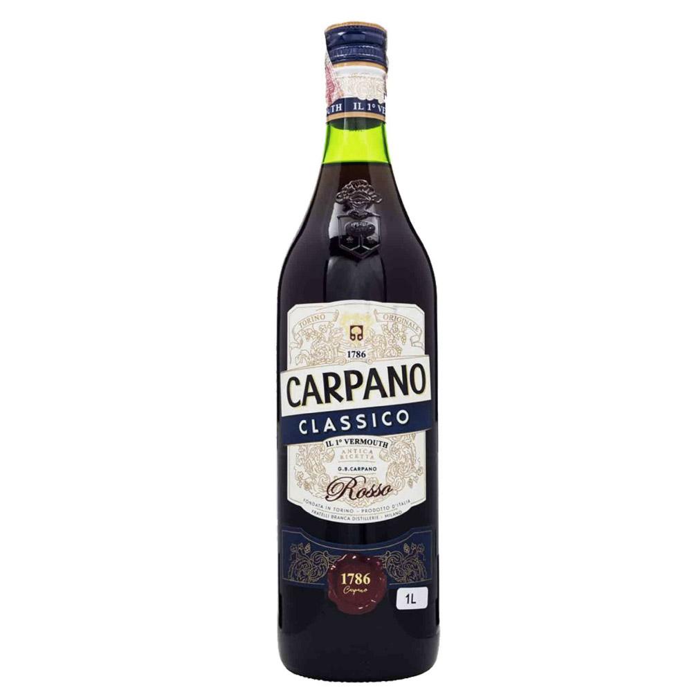 APERITIVO CARPANO CLÁSSICO 1Litro
