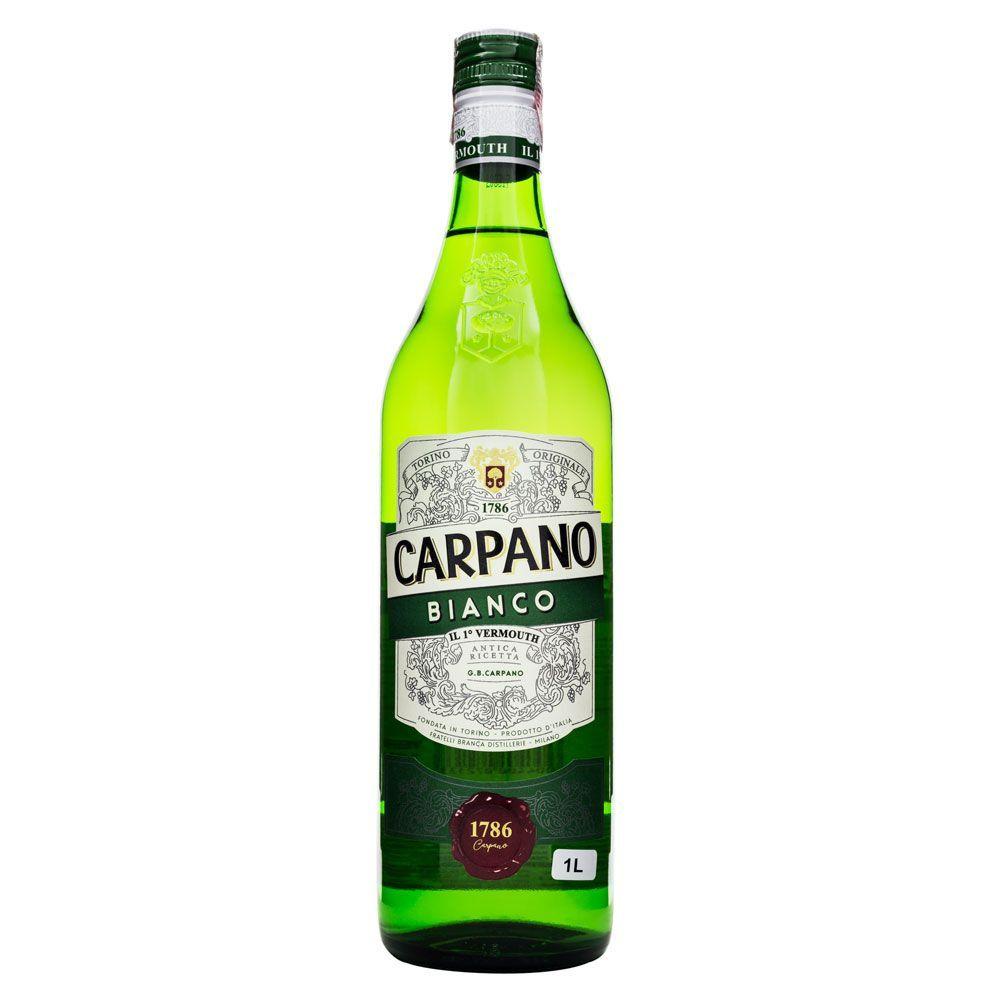 APERITIVO CARPANO DRY 1Litro