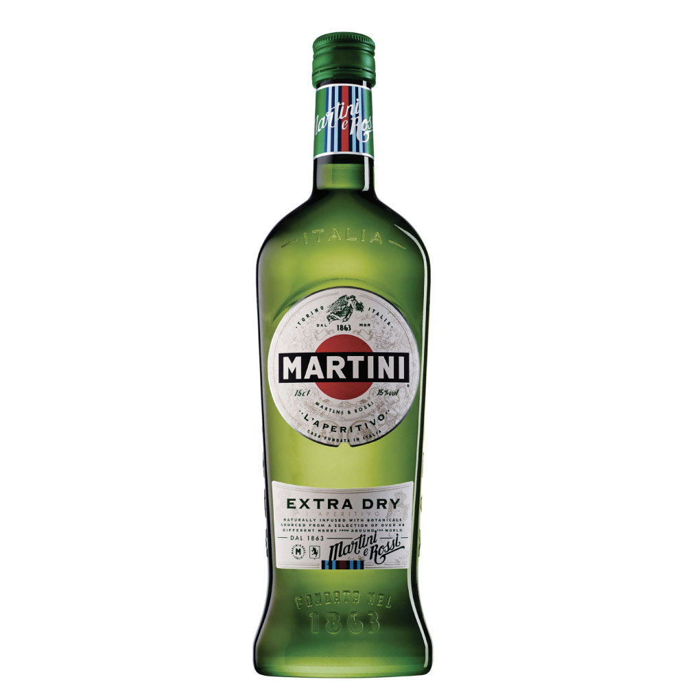 APERITIVO MARTINI EXTRA DRY 750ml