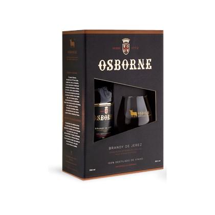 CONHAQUE OSBORNE 700ML  C/COPO