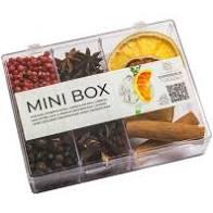 ESPECIARIAS PARA DRINKS  MINI BOX