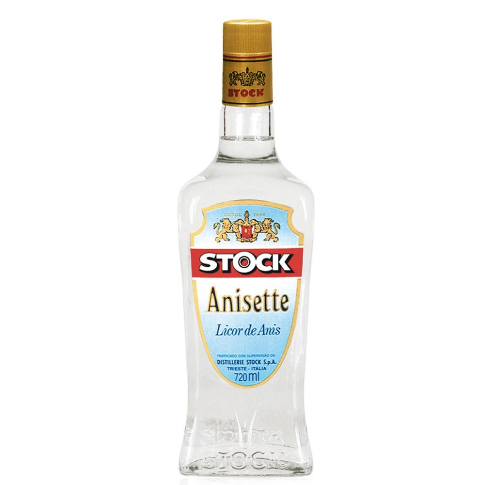 LICOR ANISETTE STOCK 720ml