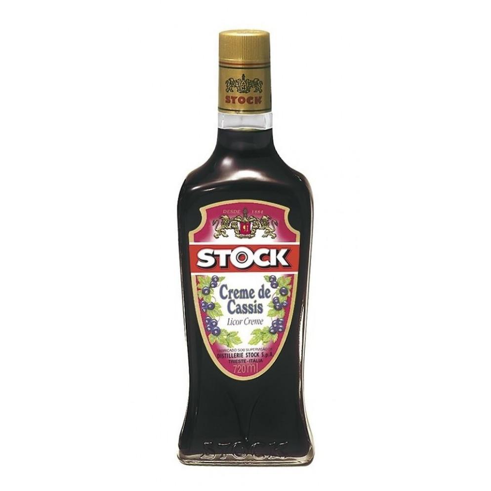 LICOR CREME DE CASSIS STOCK 720ml