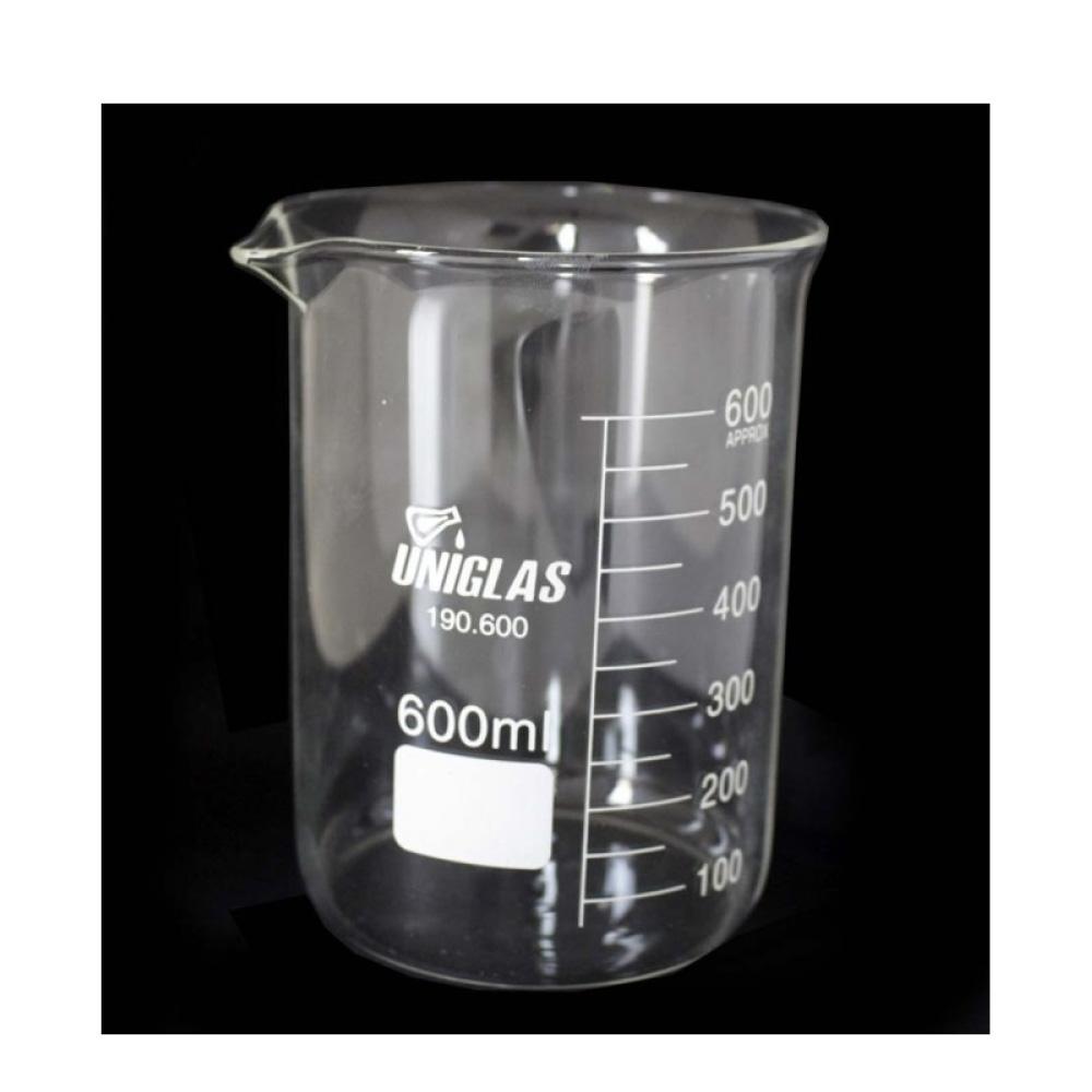 MIXING GLASS COM MEDIDA 600ml