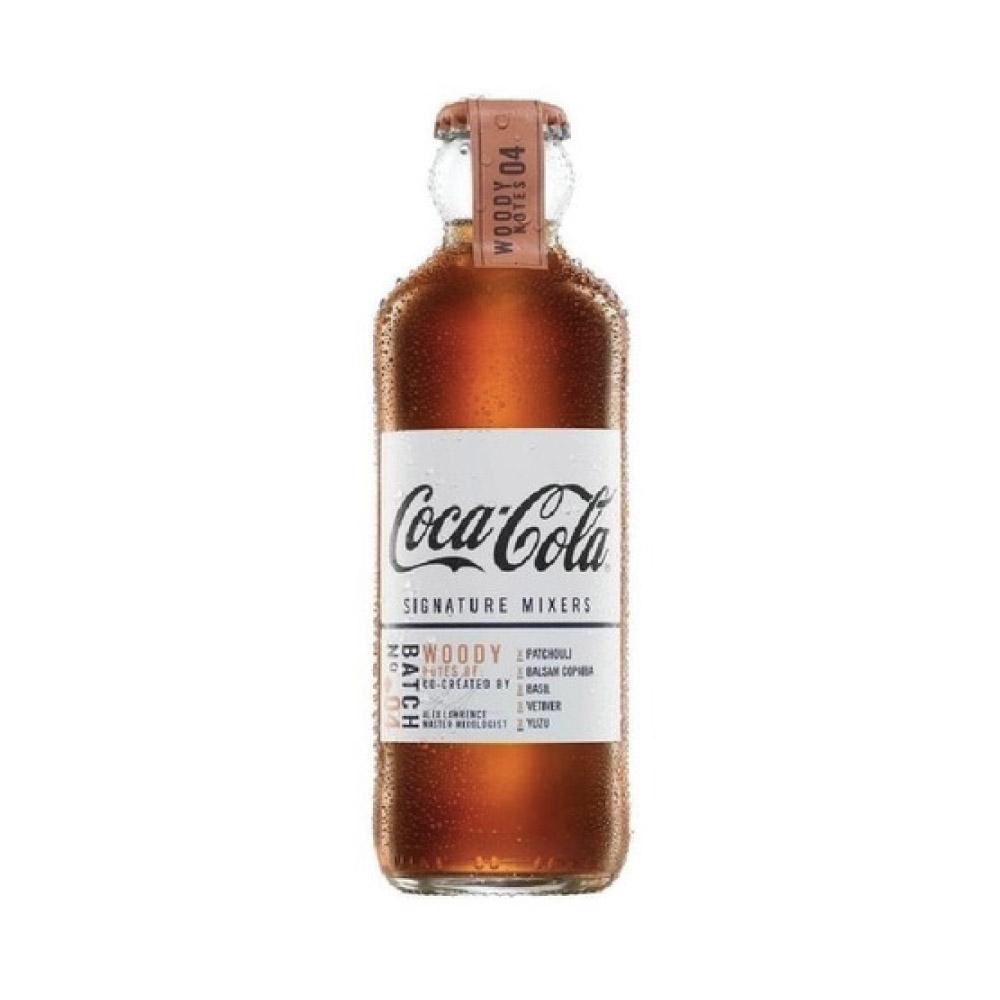 REFRIGERANTE COCA-COLA WOODY 200ml