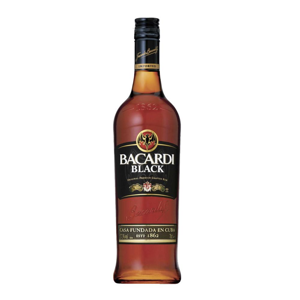 RUM BACARDI BLACK 980ml