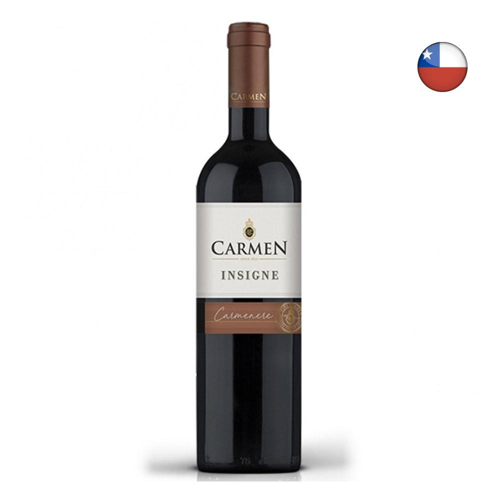 VINHO CARMEN CARMENERE 750ml