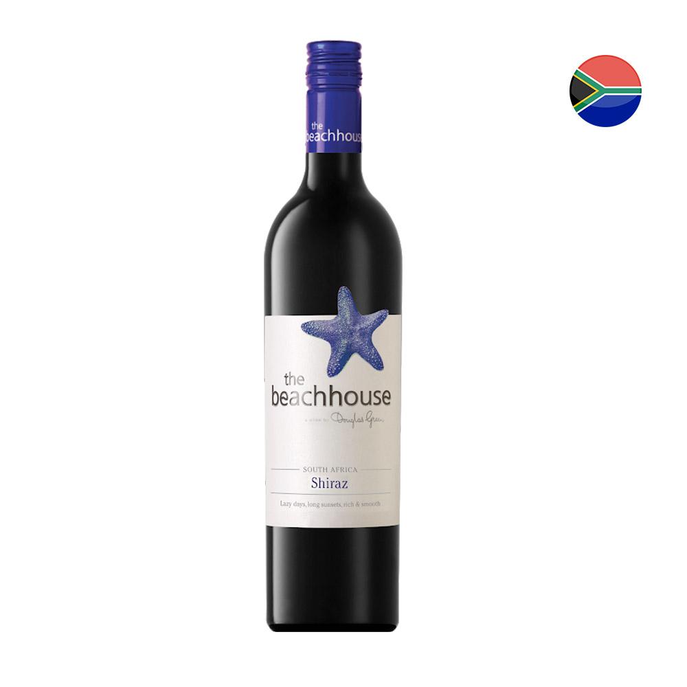VINHO THE BEACHHOUSE TINTO SHIRAZ 750 ml