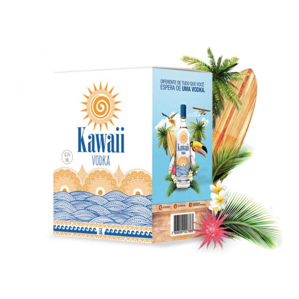 VODKA KAWAII BAG COM 5 Litros