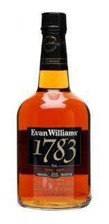WHISKY EVAN WILLIAMS 1783 750ML