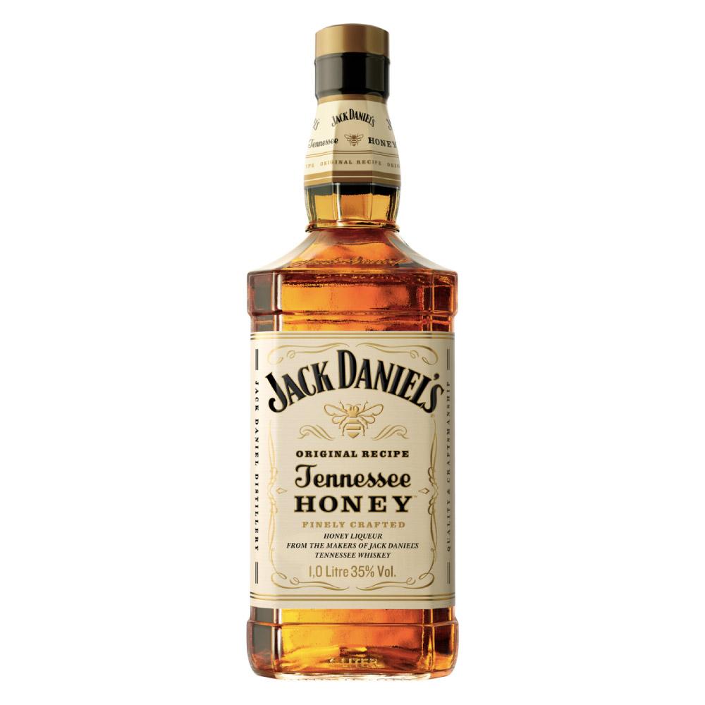 WHISKY JACK DANIEL'S HONEY 1Litro