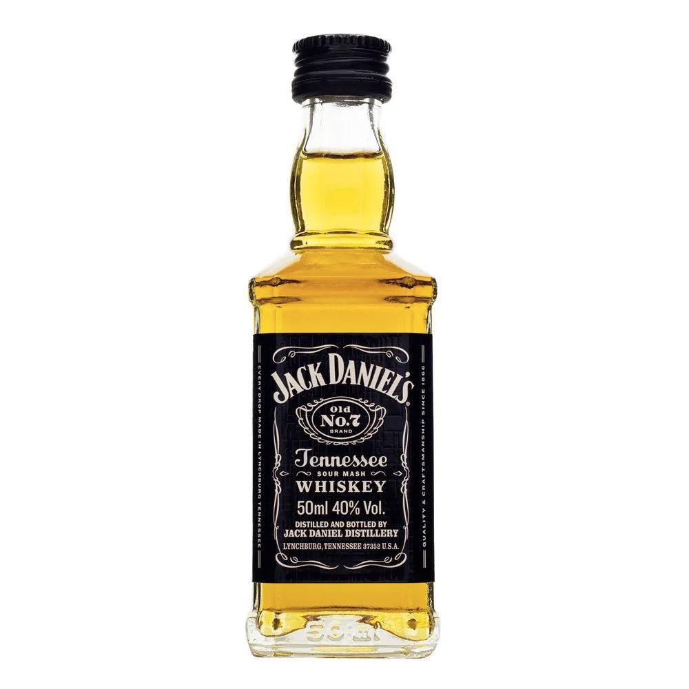 WHISKY JACK DANIEL'S OLD Nº 7 - 50ml