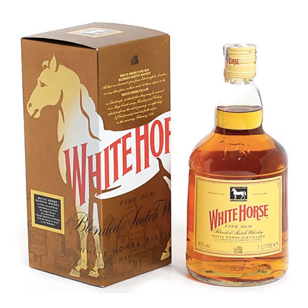WHISKY WHITE HORSE 1Litro