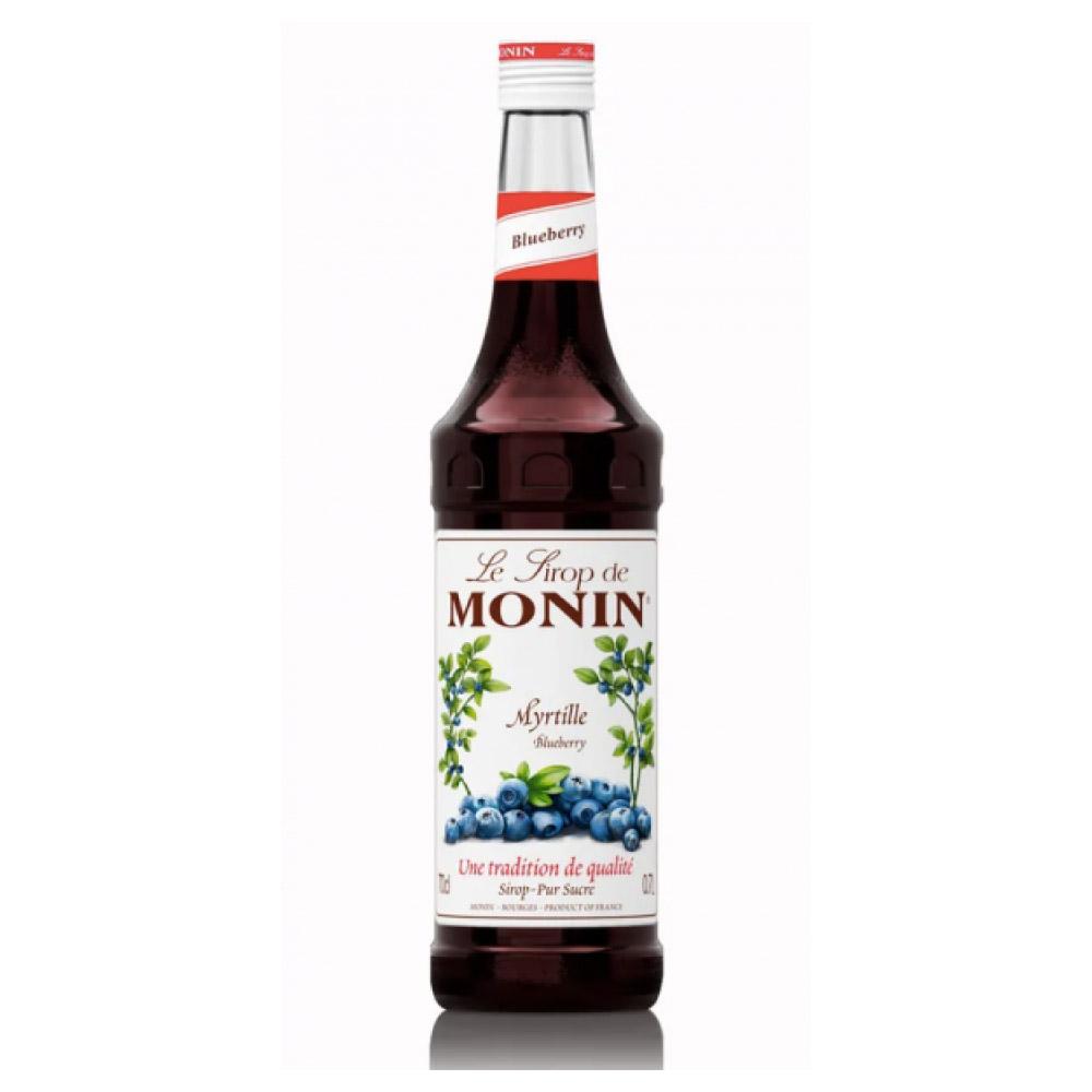 XAROPE DE BLUEBERRY MIRTILO MONIN 700ml