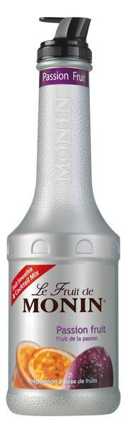 XAROPE DE MARACUJA (PURE DE FRUTA) MONIN 1Litro
