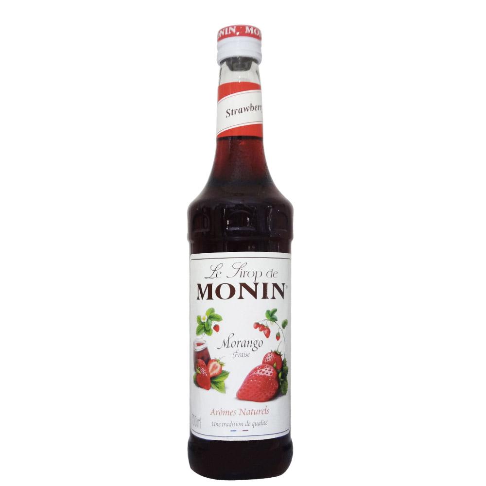 XAROPE DE MORANGO MONIN 700ml