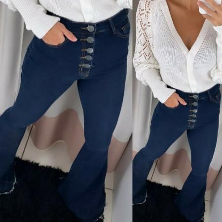 Flare Jeans Moletom