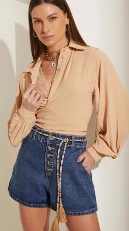Short Jeans Vibraçao