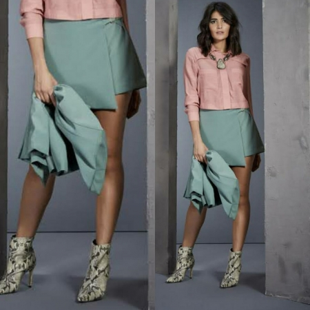 Shorts/Saia Alfaiataria