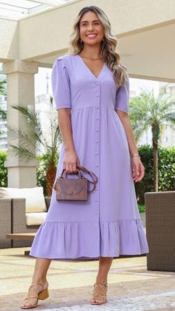 Vestido Alfaiataria