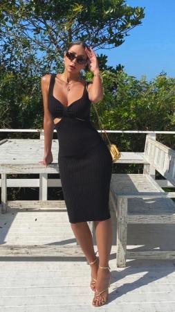 Vestido Laila Tricot