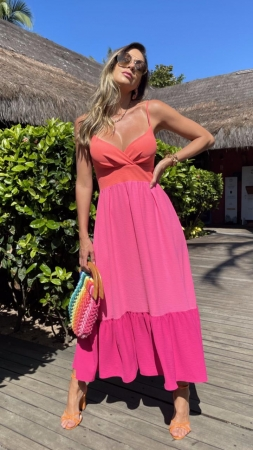 Vestido Teca