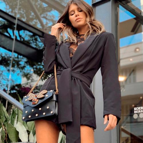 Blazer Trend Coat