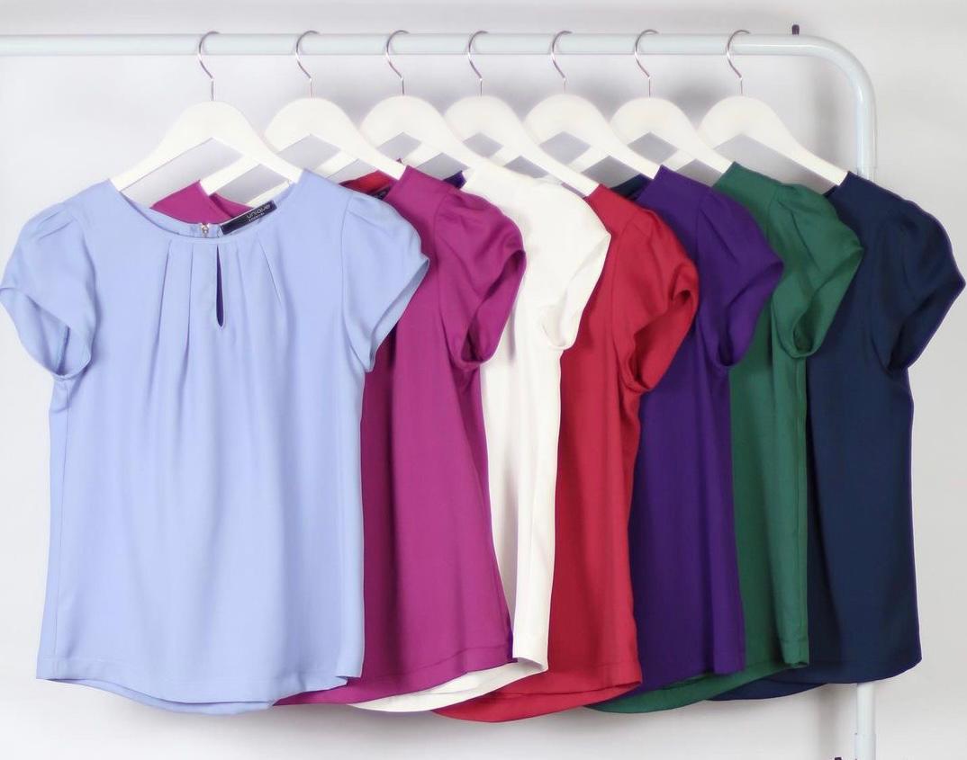 Blusa Gota Colors