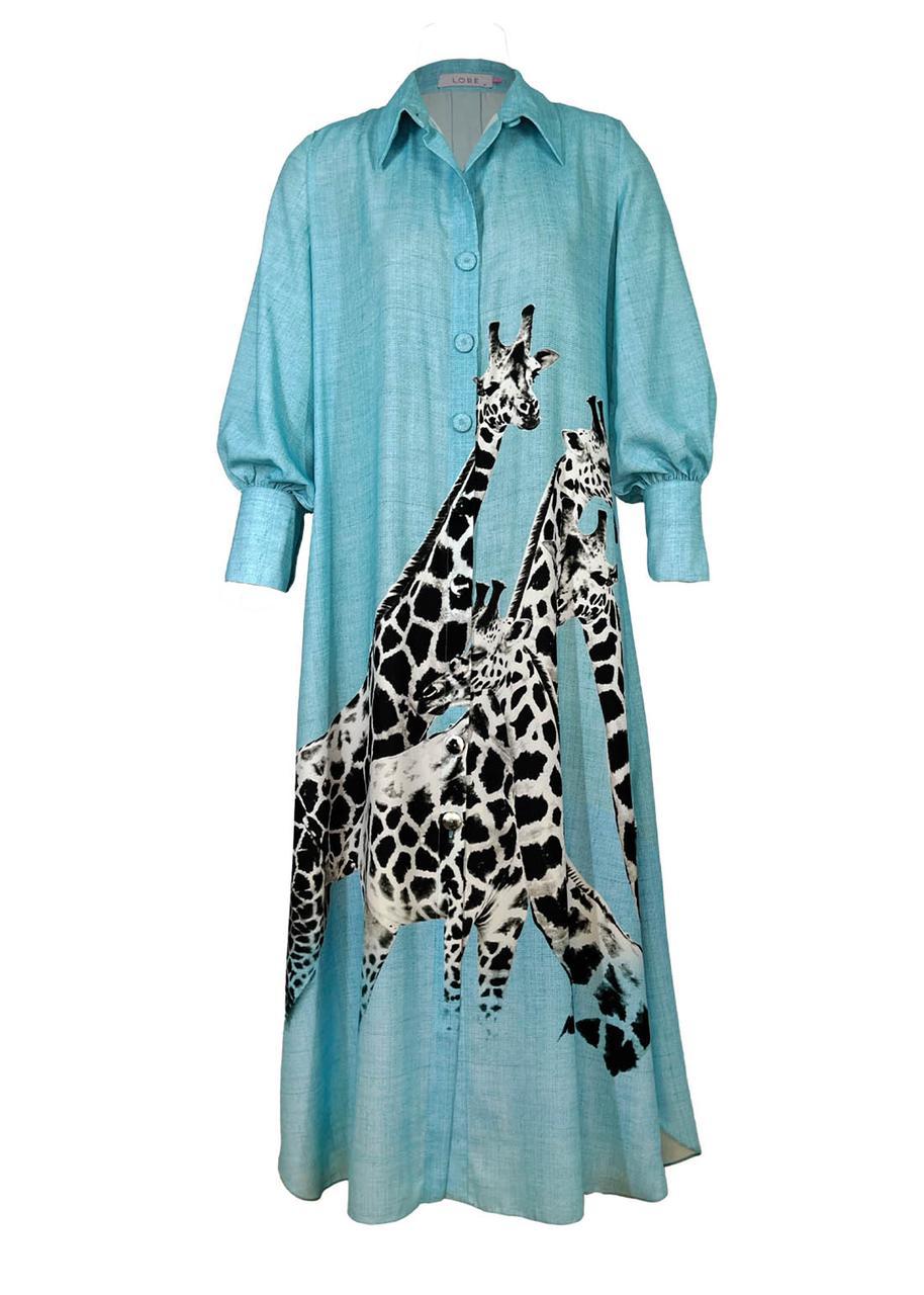 Chemise Girafa