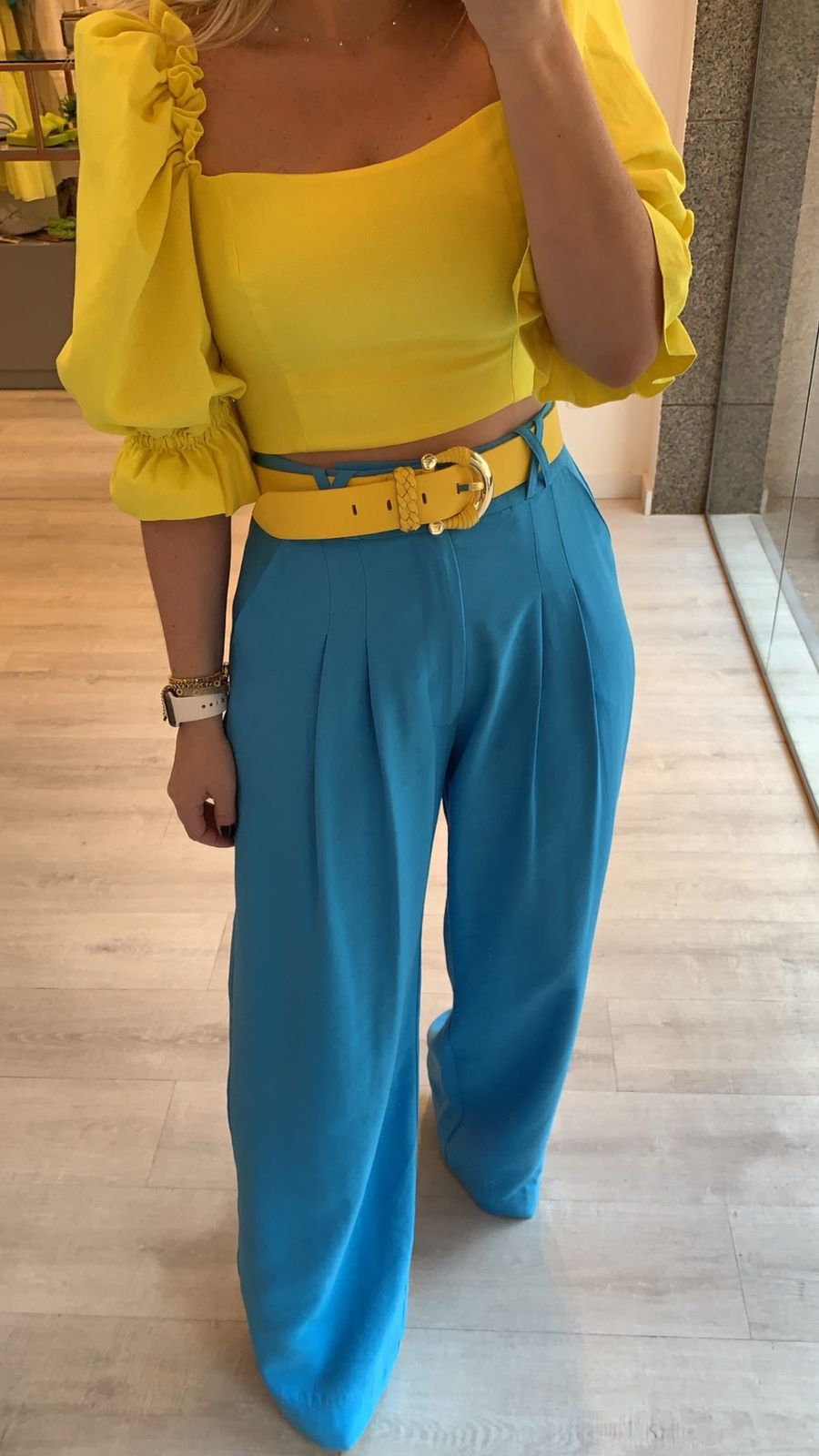 Pantalona Pregas