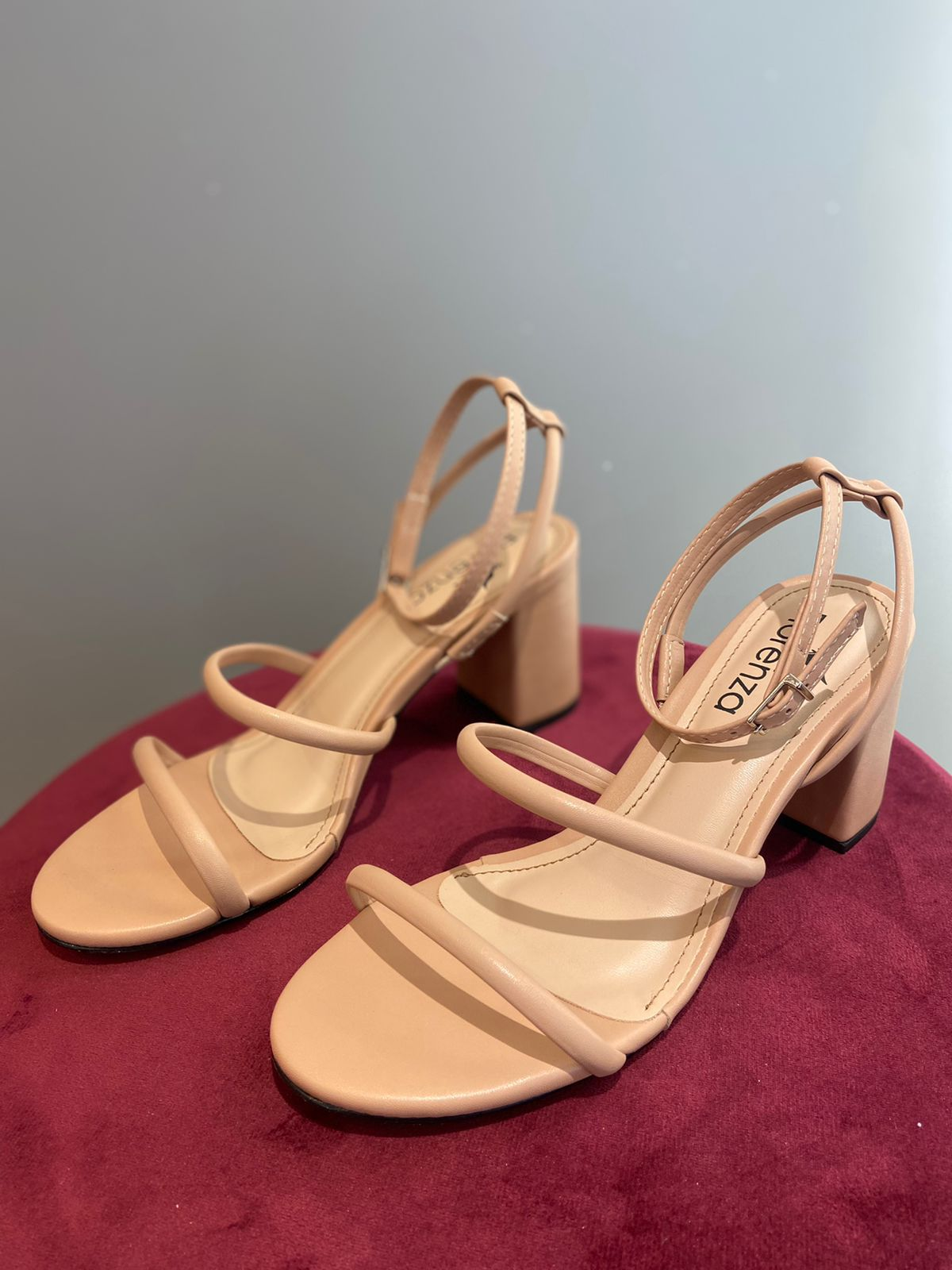 Sandália 2 Tiras