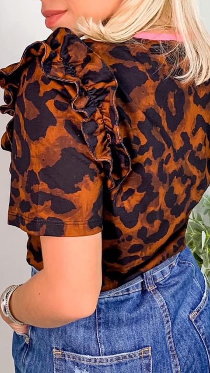 Tshirt Animal Print