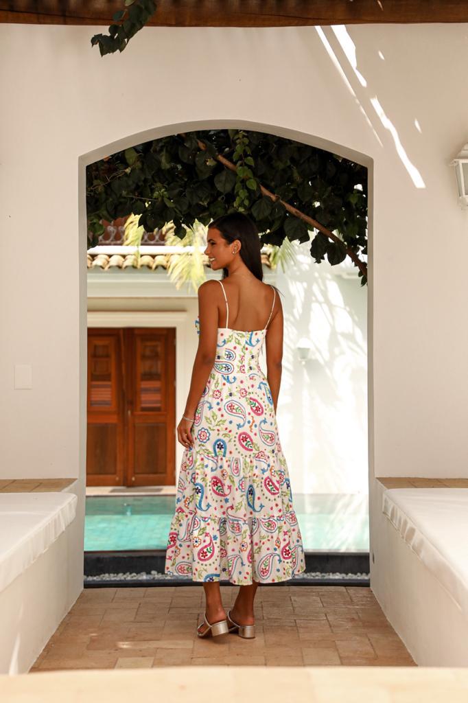 Vestido Catarina