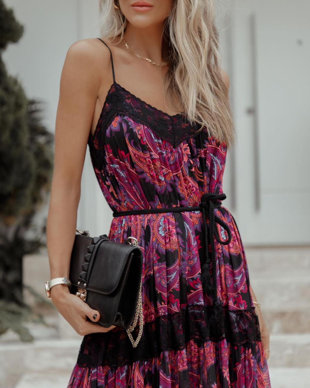 Vestido Flaviana Cashmere