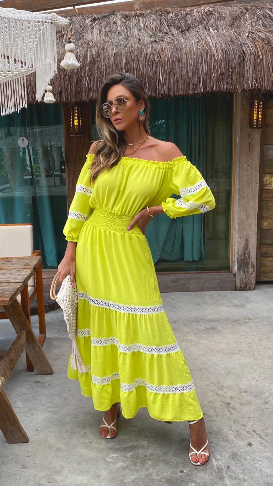 Vestido Rafaela