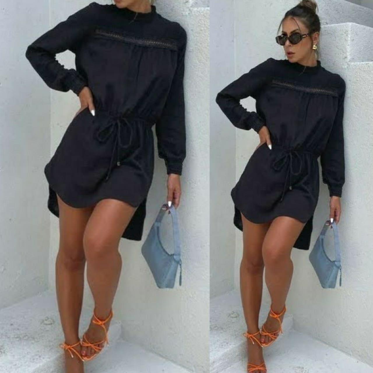 Vestido Rúbia