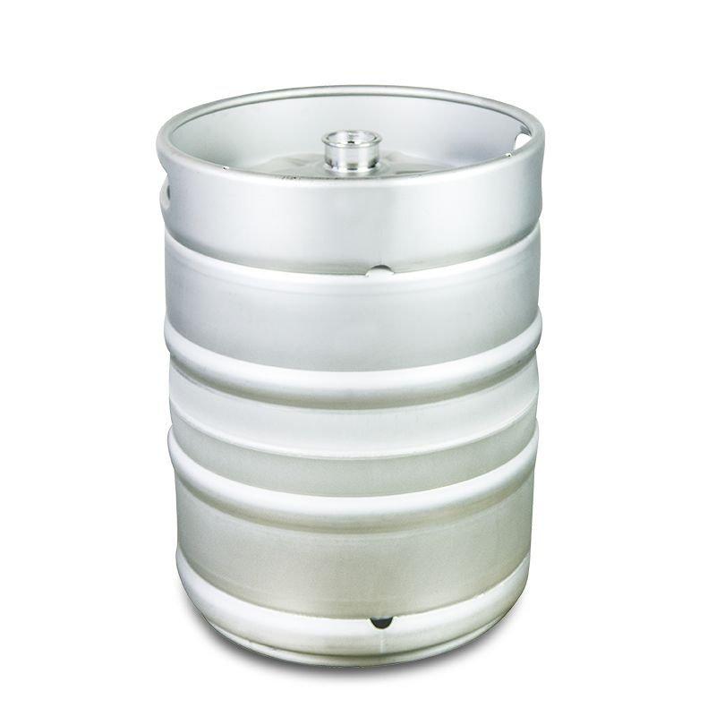 Barril Tipo S Para Chopp 50 Litros em Inox