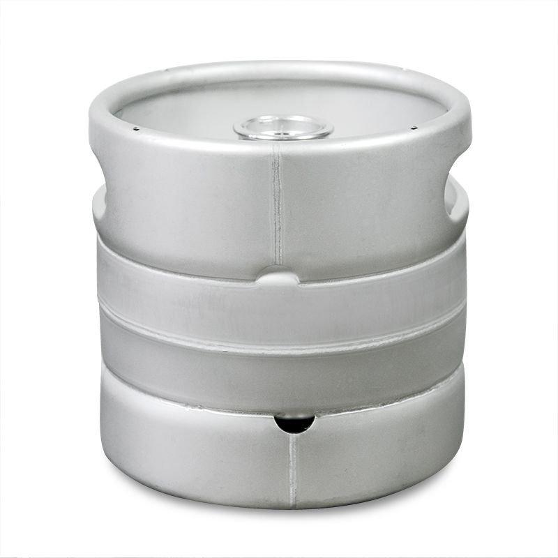Barril Tipo S Para Chopp 5 Litros em Inox
